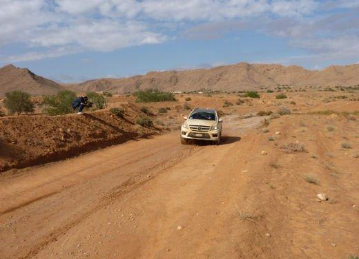 Test drive in Tunisia con la gamma SUV Mercedes - Foto 22 di 30