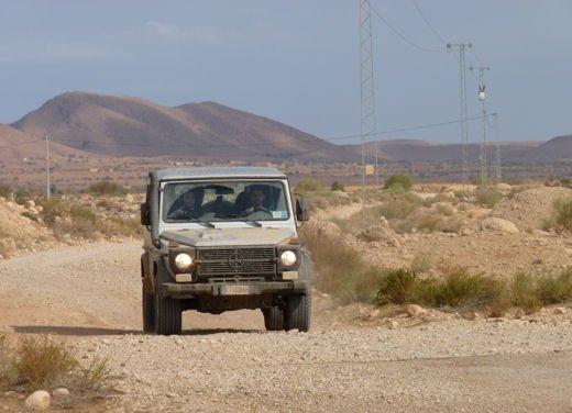Test drive in Tunisia con la gamma SUV Mercedes - Foto 10 di 30