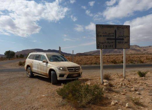 Test drive in Tunisia con la gamma SUV Mercedes - Foto 11 di 30