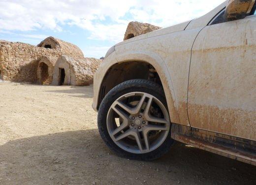Test drive in Tunisia con la gamma SUV Mercedes - Foto 12 di 30
