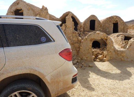 Test drive in Tunisia con la gamma SUV Mercedes - Foto 13 di 30