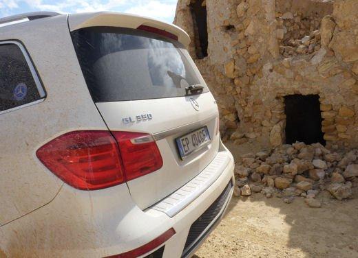 Test drive in Tunisia con la gamma SUV Mercedes - Foto 14 di 30