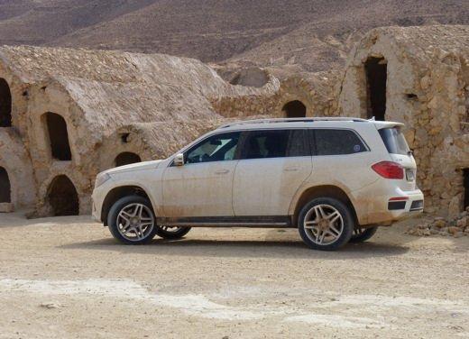 Test drive in Tunisia con la gamma SUV Mercedes - Foto 15 di 30