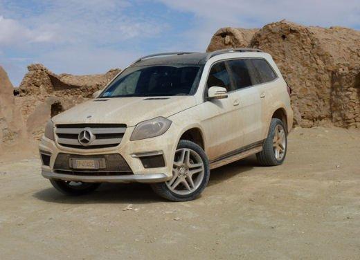 Test drive in Tunisia con la gamma SUV Mercedes - Foto 18 di 30