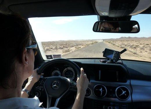 Test drive in Tunisia con la gamma SUV Mercedes - Foto 23 di 30