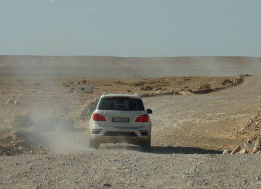 Test drive in Tunisia con la gamma SUV Mercedes - Foto 24 di 30