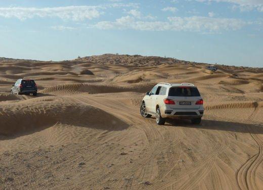 Test drive in Tunisia con la gamma SUV Mercedes - Foto 25 di 30