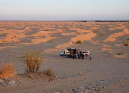 Test drive in Tunisia con la gamma SUV Mercedes - Foto 26 di 30