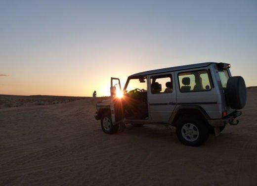 Test drive in Tunisia con la gamma SUV Mercedes - Foto 27 di 30