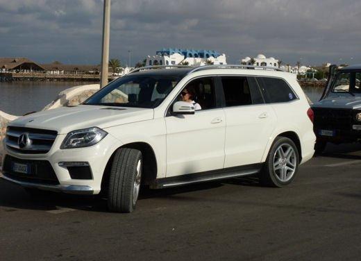Test drive in Tunisia con la gamma SUV Mercedes - Foto 4 di 30