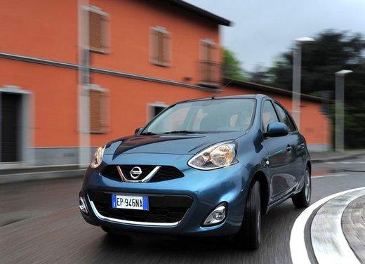 Nissan Micra, le dotazioni tecnologiche del nuovo modello - Foto 2 di 10