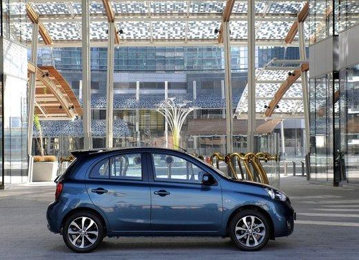 Nissan Micra, le dotazioni tecnologiche del nuovo modello - Foto 6 di 10
