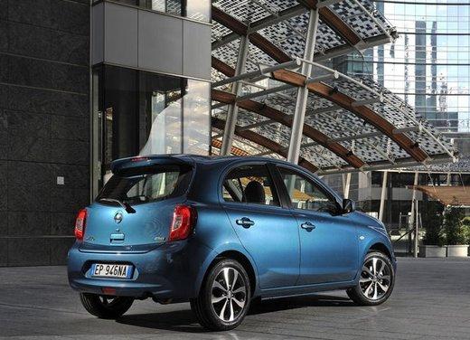 Nissan Micra, le dotazioni tecnologiche del nuovo modello - Foto 7 di 10