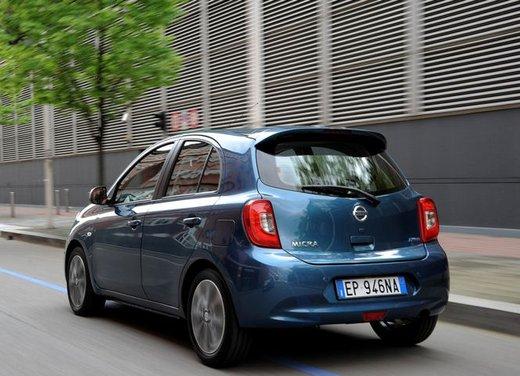 Nissan Micra, le dotazioni tecnologiche del nuovo modello - Foto 8 di 10