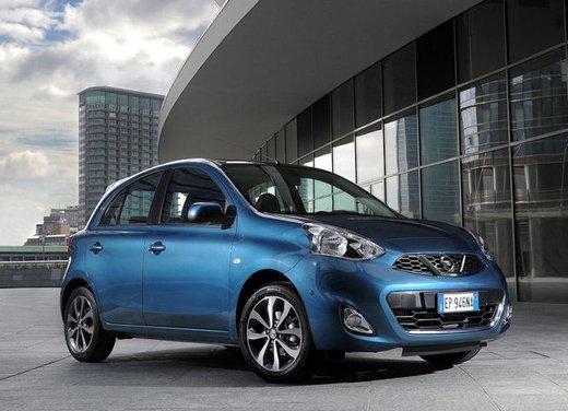 Nissan Micra, le dotazioni tecnologiche del nuovo modello - Foto 9 di 10