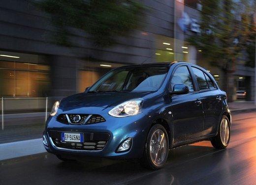 Nissan Micra, le dotazioni tecnologiche del nuovo modello - Foto 1 di 10