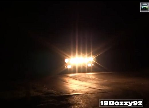 Lancia Stratos, il sound del motore V6 in un video - Foto 3 di 12