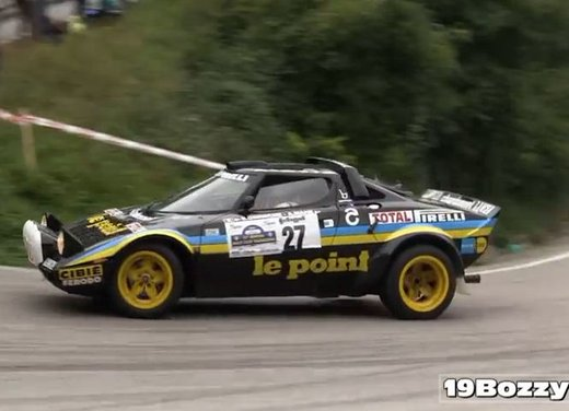 Lancia Stratos, il sound del motore V6 in un video - Foto 5 di 12