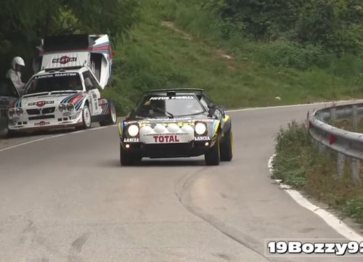 Lancia Stratos, il sound del motore V6 in un video - Foto 6 di 12