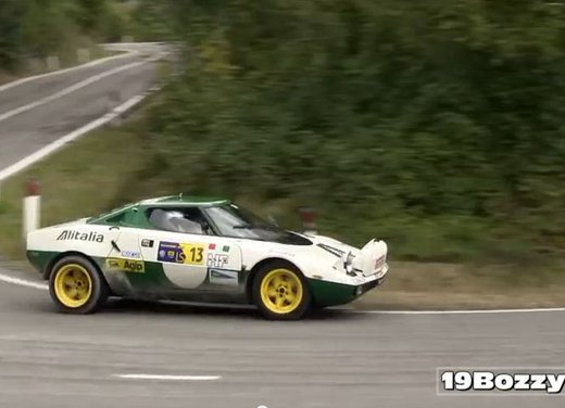 Lancia Stratos, il sound del motore V6 in un video - Foto 7 di 12