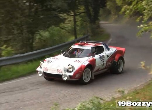 Lancia Stratos, il sound del motore V6 in un video - Foto 11 di 12