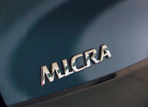 Nissan Micra, le dotazioni tecnologiche del nuovo modello - Foto 4 di 10