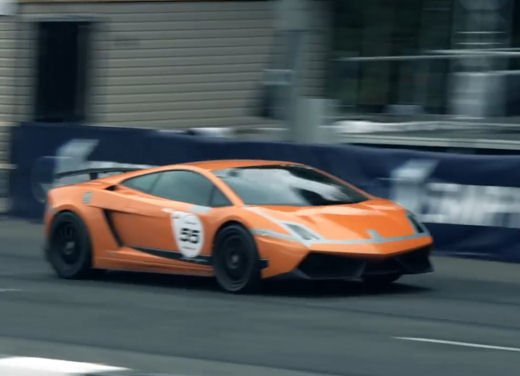 lamborghini gallardo da 2000 cv prende fuoco in video - infomotori