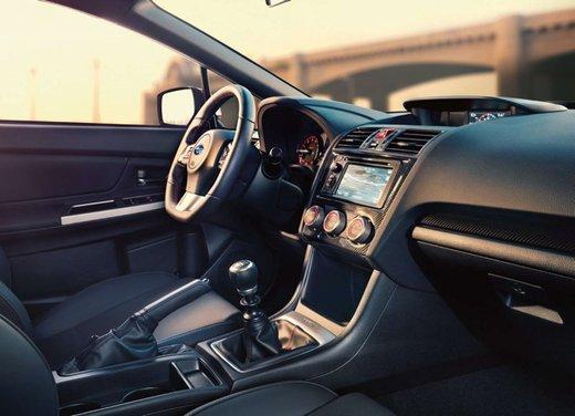Nuova Subaru WRX - Foto 10 di 10