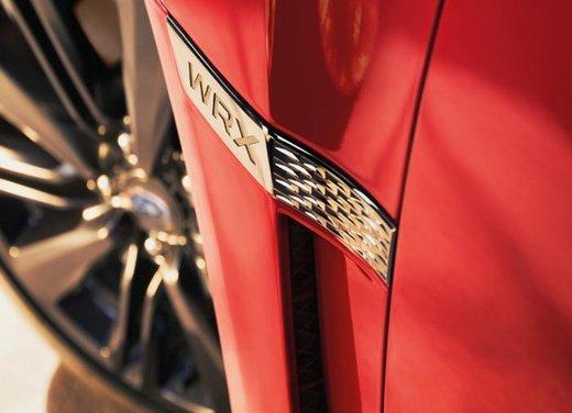 Nuova Subaru WRX - Foto 5 di 10