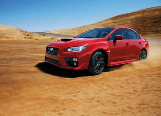 Nuova Subaru WRX - Foto 7 di 10