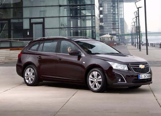 Chevrolet Cruze Station Wagon in offerta a 17.300 euro