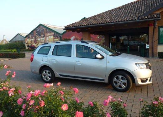 Dacia Logan MCV Test Drive