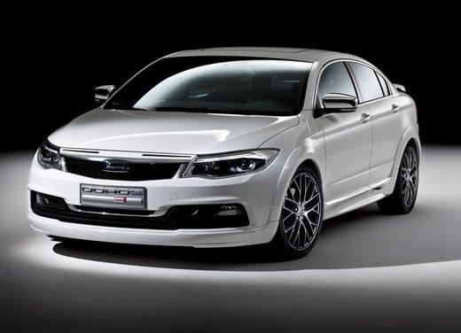 Qoros 3 Sedan prezzi e caratteristiche della berlina compatta cinese