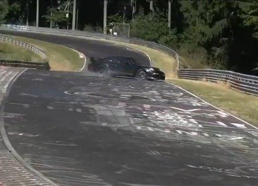 Gli incidenti nel circuito del Nurburgring in video