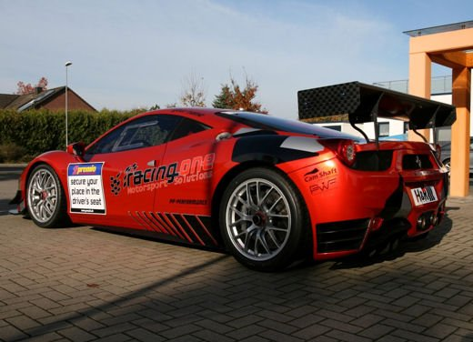 Ferrari 458 Challenge tuning by Racing One - Foto 11 di 17