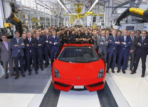 Lamborghini Gallardo, storia della Lambo più venduta di sempre - Foto 1 di 12
