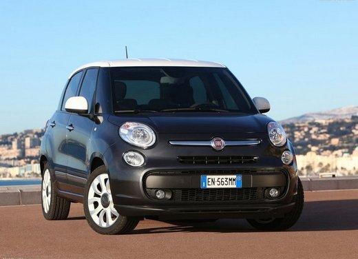 Fiat 500L metano sconti fino a 4.200 euro sul prezzo di listino - Foto 10 di 13