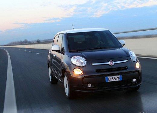 Fiat 500L metano sconti fino a 4.200 euro sul prezzo di listino - Foto 12 di 13