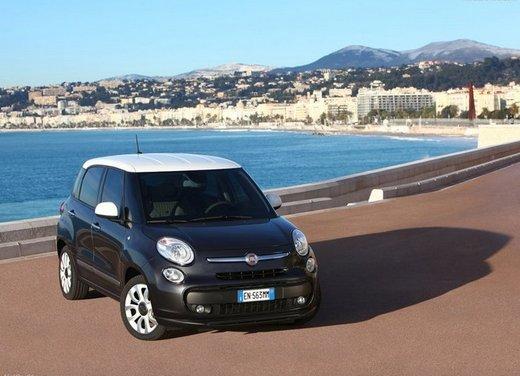 Fiat 500L metano sconti fino a 4.200 euro sul prezzo di listino - Foto 13 di 13