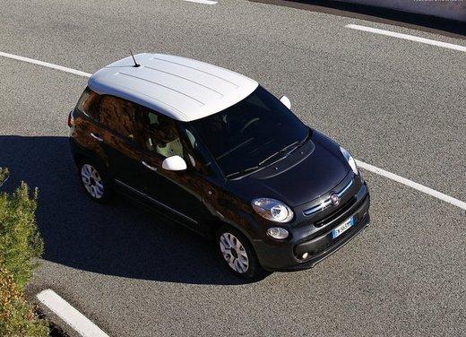 Fiat 500L metano sconti fino a 4.200 euro sul prezzo di listino - Foto 1 di 13