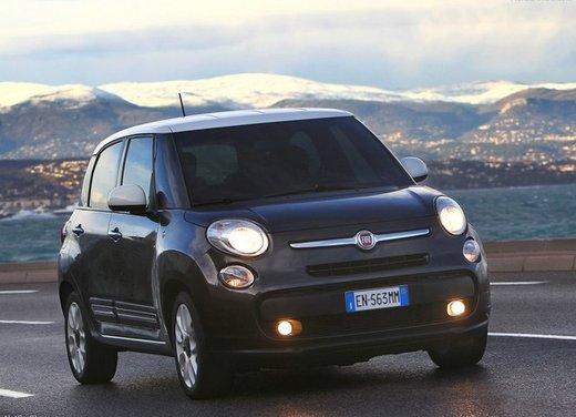 Fiat 500L metano sconti fino a 4.200 euro sul prezzo di listino - Foto 3 di 13