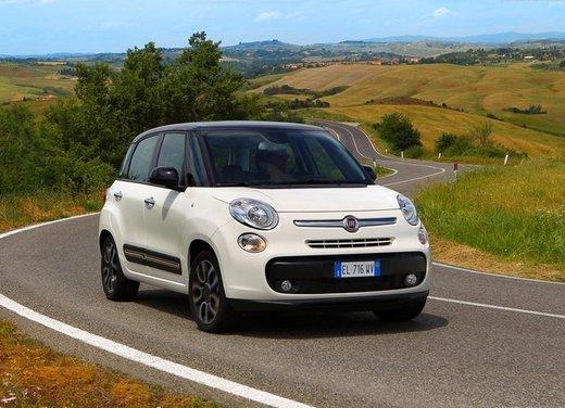 Fiat 500L metano sconti fino a 4.200 euro sul prezzo di listino - Foto 5 di 13