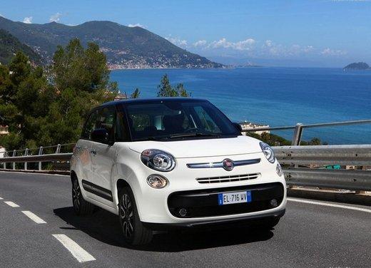 Fiat 500L metano sconti fino a 4.200 euro sul prezzo di listino