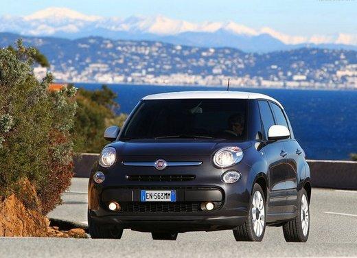 Fiat 500L metano sconti fino a 4.200 euro sul prezzo di listino - Foto 9 di 13