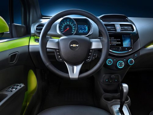 Chevrolet Spark Bubble - Foto 5 di 5