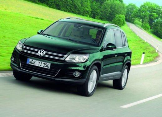 Volkswagen Tiguan in promozione al prezzo di 19.900 euro