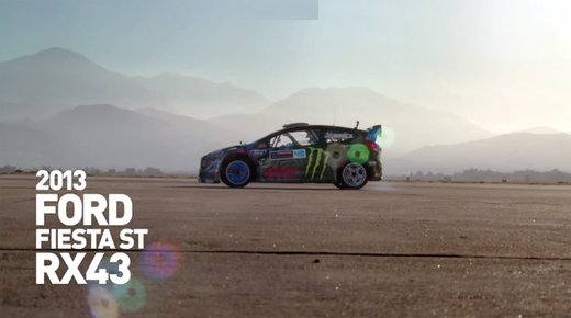 Video Ken Block Gymkhana numero 6 - Foto 7 di 10