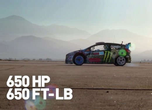 Video Ken Block Gymkhana numero 6 - Foto 2 di 10