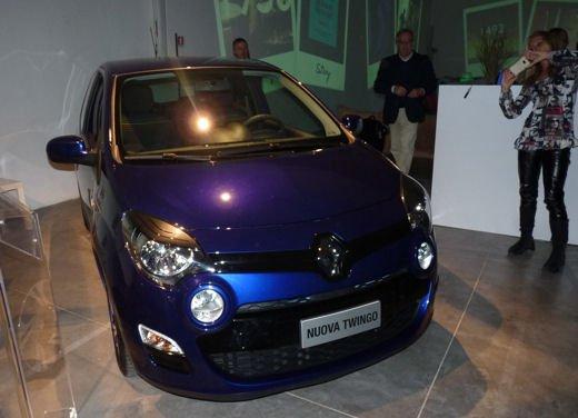 Nuova Renault Twingo al Salone di Ginevra 2014 - Foto 5 di 16