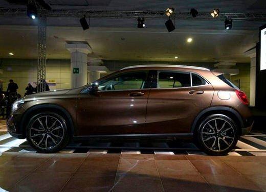 Mercedes GLA presentata a Bologna al Mercedes-Benz Show - Foto 3 di 18